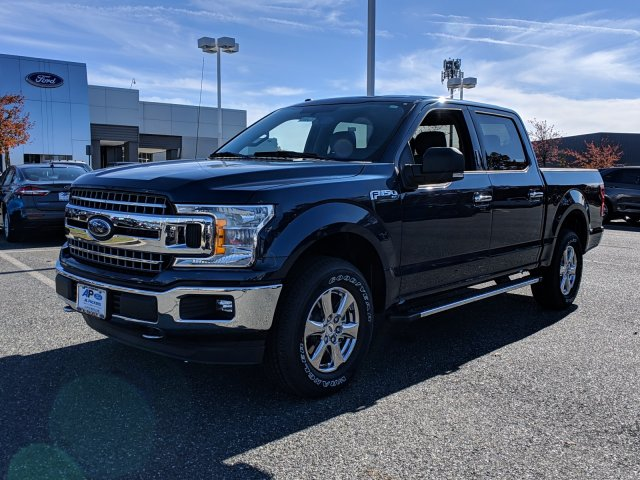 2018 F-150 SuperCrew Cab 4x4,  Pickup #J1869 - photo 4