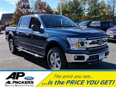 2018 F-150 SuperCrew Cab 4x4,  Pickup #J1869 - photo 1