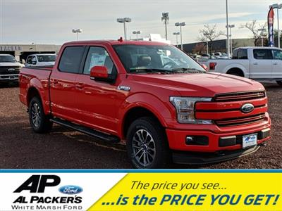 2018 F-150 SuperCrew Cab 4x4,  Pickup #J1893 - photo 1