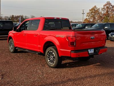 2018 F-150 SuperCrew Cab 4x4,  Pickup #J1893 - photo 3