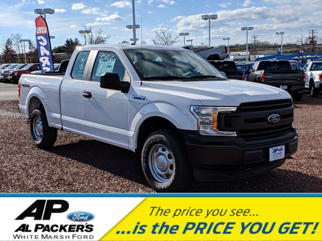 2018 F-150 Super Cab 4x4,  Pickup #J1913 - photo 1