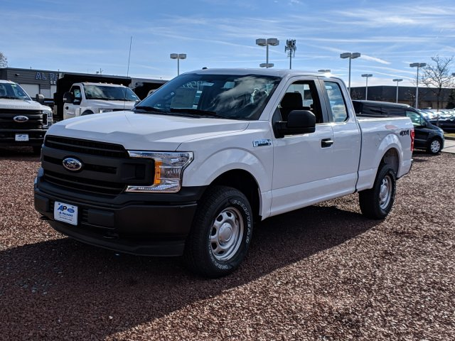 2018 F-150 Super Cab 4x4,  Pickup #J1913 - photo 4