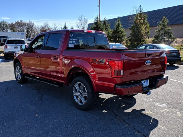 2018 F-150 SuperCrew Cab 4x4,  Pickup #J1914 - photo 3