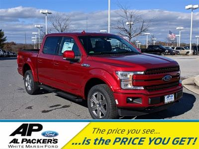 2018 F-150 SuperCrew Cab 4x4,  Pickup #J1914 - photo 1