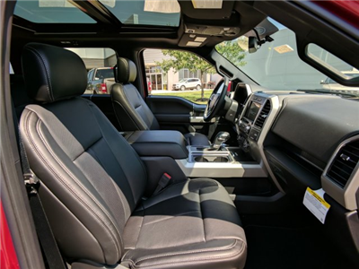 2018 F-150 Crew Cab 4x4 Pickup #J505 - photo 6