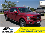 2018 F-150 Crew Cab 4x4 Pickup #J505 - photo 1