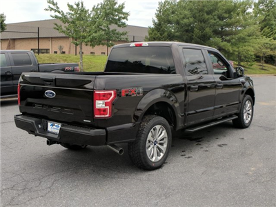 2018 F-150 Crew Cab 4x4, Pickup #J520 - photo 2