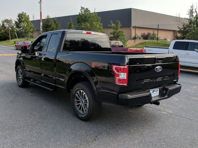 2018 F-150 Super Cab 4x4 Pickup #J524 - photo 3
