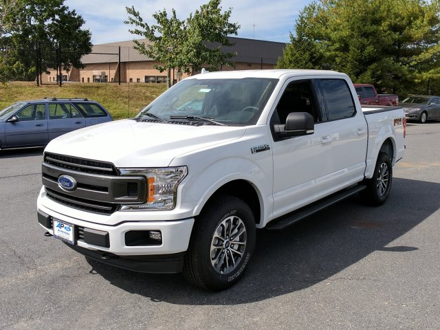 2018 F-150 Crew Cab 4x4 Pickup #J547 - photo 4
