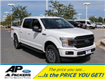 2018 F-150 Crew Cab 4x4 Pickup #J547 - photo 1