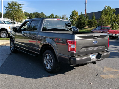 2018 F-150 Crew Cab 4x4, Pickup #J551 - photo 3