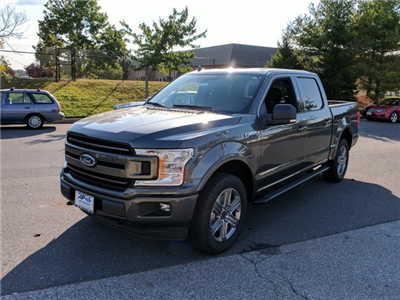 2018 F-150 Crew Cab 4x4, Pickup #J551 - photo 4