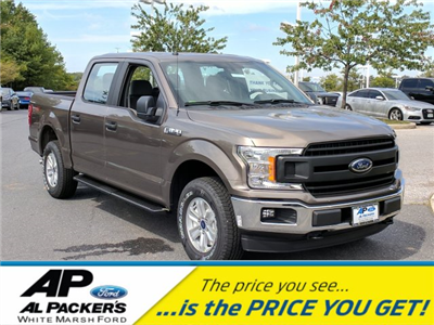 2018 F-150 Crew Cab 4x4 Pickup #J561 - photo 1