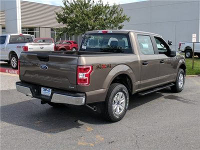 2018 F-150 Crew Cab 4x4 Pickup #J561 - photo 2