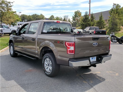 2018 F-150 Crew Cab 4x4 Pickup #J561 - photo 3