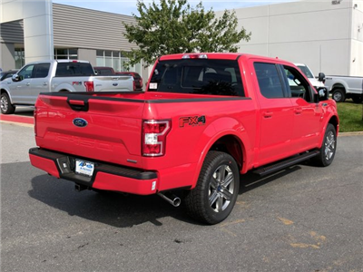 2018 F-150 Crew Cab 4x4 Pickup #J563 - photo 2