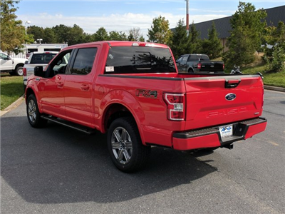 2018 F-150 Crew Cab 4x4 Pickup #J563 - photo 3