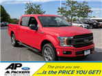 2018 F-150 Crew Cab 4x4 Pickup #J563 - photo 1