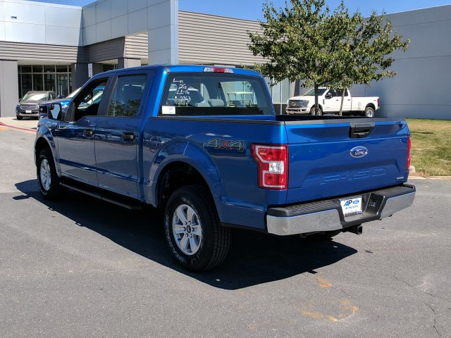 2018 F-150 Crew Cab 4x4 Pickup #J568 - photo 3