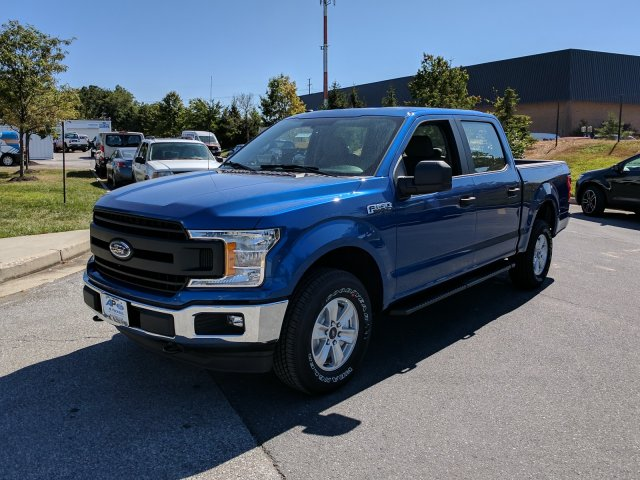 2018 F-150 Crew Cab 4x4 Pickup #J568 - photo 4