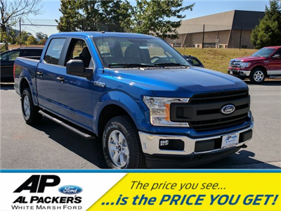 2018 F-150 Crew Cab 4x4 Pickup #J568 - photo 1