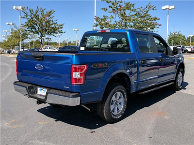 2018 F-150 Crew Cab 4x4 Pickup #J568 - photo 2