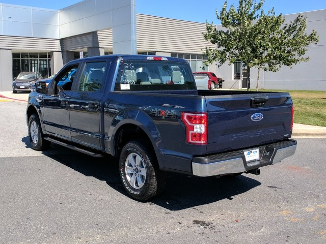 2018 F-150 Crew Cab 4x4 Pickup #J578 - photo 3