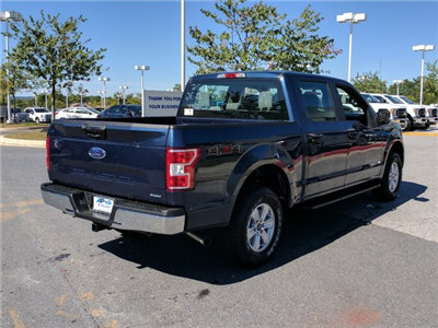 2018 F-150 Crew Cab 4x4 Pickup #J578 - photo 2
