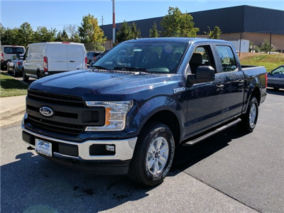 2018 F-150 Crew Cab 4x4 Pickup #J578 - photo 4