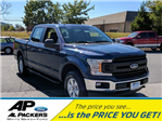 2018 F-150 Crew Cab 4x4 Pickup #J578 - photo 1
