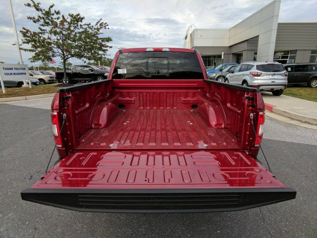 2018 F-150 Crew Cab 4x4 Pickup #J591 - photo 8