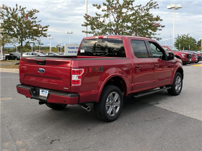 2018 F-150 Crew Cab 4x4 Pickup #J591 - photo 2