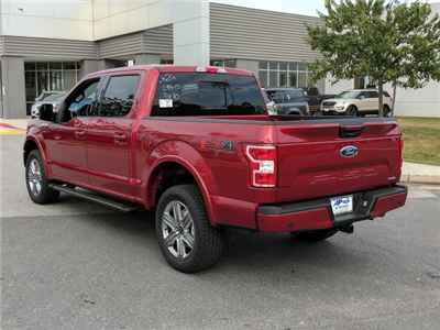 2018 F-150 Crew Cab 4x4 Pickup #J591 - photo 3
