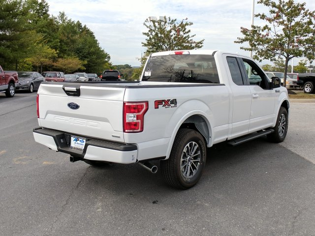 2018 F-150 Super Cab 4x4 Pickup #J595 - photo 2