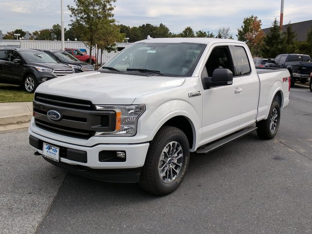 2018 F-150 Super Cab 4x4 Pickup #J595 - photo 4
