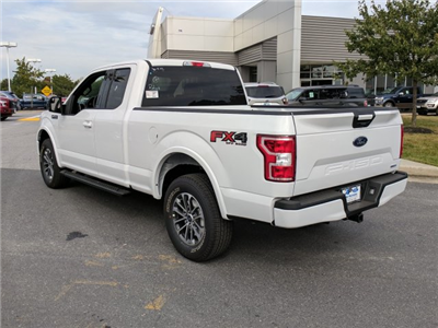 2018 F-150 Super Cab 4x4 Pickup #J595 - photo 3