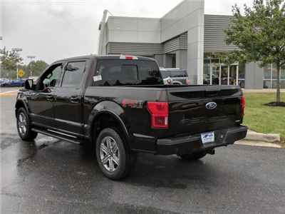2018 F-150 Crew Cab 4x4, Pickup #J606 - photo 3