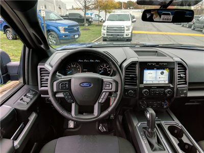 2018 F-150 SuperCrew Cab 4x4, Pickup #J630 - photo 9