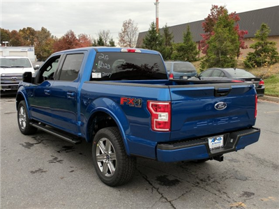 2018 F-150 SuperCrew Cab 4x4, Pickup #J630 - photo 4