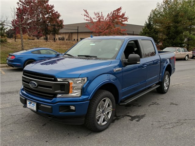 2018 F-150 SuperCrew Cab 4x4, Pickup #J630 - photo 3