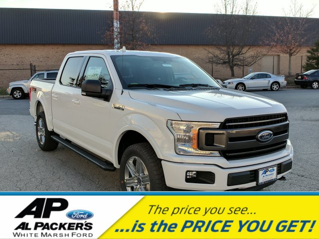 2018 F-150 SuperCrew Cab 4x4,  Pickup #J633 - photo 1