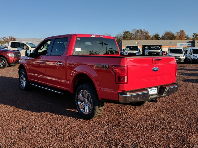 2018 F-150 SuperCrew Cab 4x4,  Pickup #J636 - photo 4