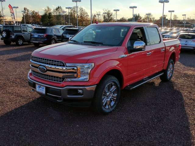 2018 F-150 SuperCrew Cab 4x4,  Pickup #J636 - photo 3