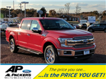 2018 F-150 SuperCrew Cab 4x4,  Pickup #J636 - photo 1