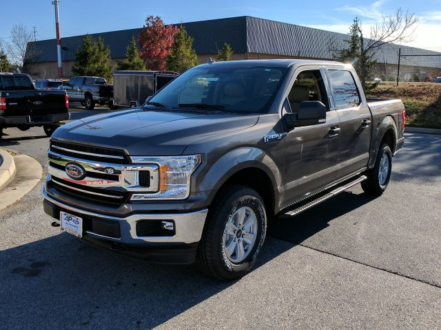 2018 F-150 Crew Cab 4x4 Pickup #J649 - photo 4