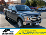 2018 F-150 Crew Cab 4x4 Pickup #J649 - photo 1