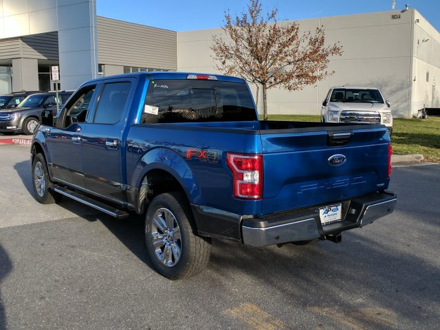 2018 F-150 Crew Cab 4x4, Pickup #J650 - photo 3