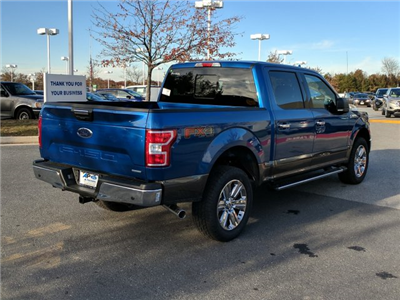 2018 F-150 Crew Cab 4x4, Pickup #J650 - photo 2