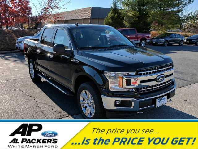 2018 F-150 Crew Cab 4x4 Pickup #J664 - photo 1