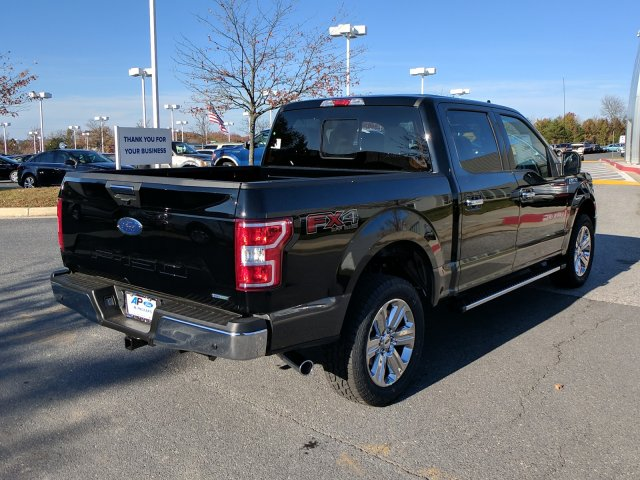 2018 F-150 Crew Cab 4x4 Pickup #J664 - photo 2